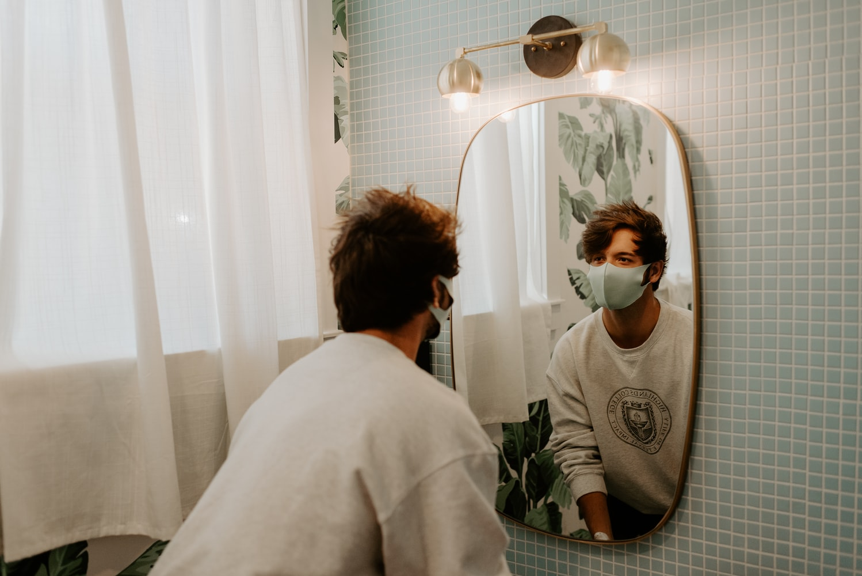 lavar mascarillas